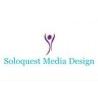 SOLOQUEST MEDIA DESIGN logo