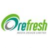 Refresh Media Design Ltd logo