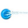 sonic web design logo