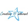 Creative Internet Website Design logo