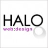 Halo web:design logo
