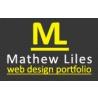 Mathew Liles web design logo