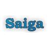 Saiga creative design logo