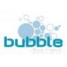 Bubble Design logo