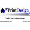 SK Print Design logo