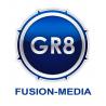 GR8 Fusion-Media logo