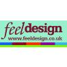 Feel Design logo