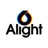 Alight Web Design Agency  logo