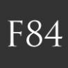 F84 logo