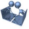 A1 IT Web Design logo