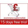 Ecommerce Supermarket logo