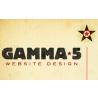 Gamma 5 Website Design logo