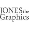 Jones the Graphics logo