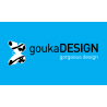 Gouka Creative Design logo
