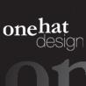 One Hat Design logo