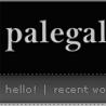 PaleGallery Design logo