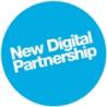 New Digital Partnership logo