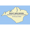 Wight Web Design logo
