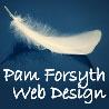 Pam Forsyth Web Design logo