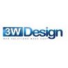3W Web Design logo