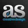 AS Creative Design logo