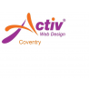activ web design coventry logo