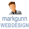 Mark Gunn Web Design logo