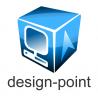 Design-Point logo
