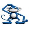 Blue Monkey Web Design logo