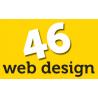 46 Web Design logo