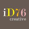 iD76 Creative logo