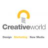 Creative World logo