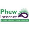 Phew Internet logo