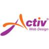 Activ Web Design Dunmow, Braintree, Saffron Walden logo