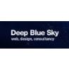 Deep Blue Sky Digital logo