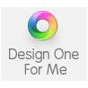 Design One For Me logo