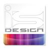 IS Design logo