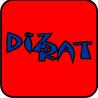 DizRat logo