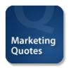 Marketing Quotes logo