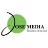 Josemedia | Webdesign company in sutton | SEO company in Sutton | Printing company in Sutton  logo