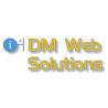 DM Web Solutions logo
