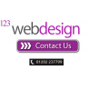 123 Web Design Bournemouth logo
