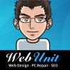 Web Unit Web Designs logo