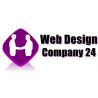 Web Design Company 24 logo