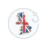 DK Web Design logo