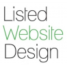 Listed Website Design logo