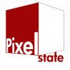 Pixel State logo