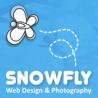 Snowfly Web Design logo