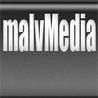 malvMedia logo