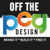 Off The Peg Design logo